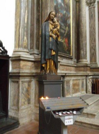 Complesso Museale Santa Maria della Scala: La Madonna, Church of the Santissima Annunziata, Santa Maria della Scala