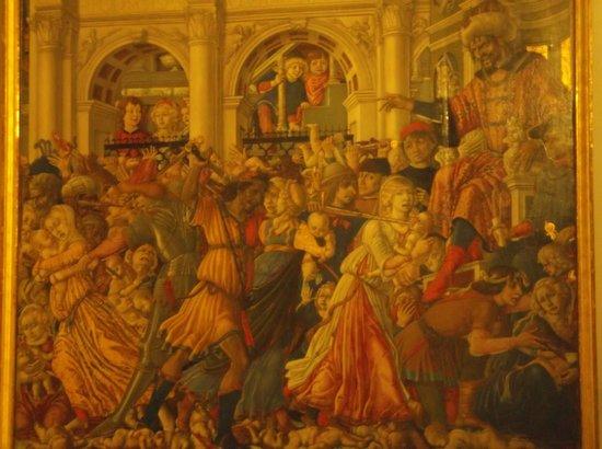 Complesso Museale Santa Maria della Scala: Massacre of the Innocents at Church of the Santissima Annunziata, Santa Maria della Scala