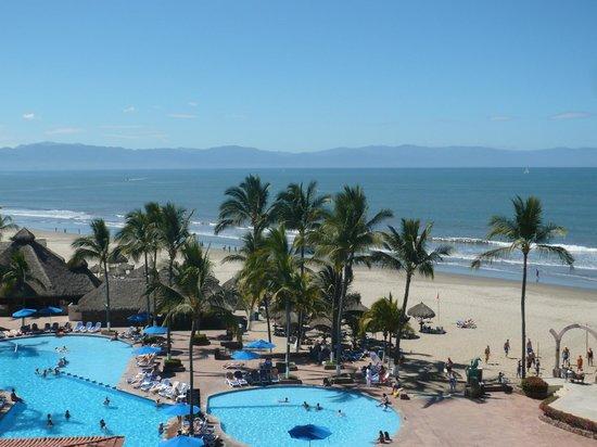 Occidental Nuevo Vallarta: Vue aérienne du site!