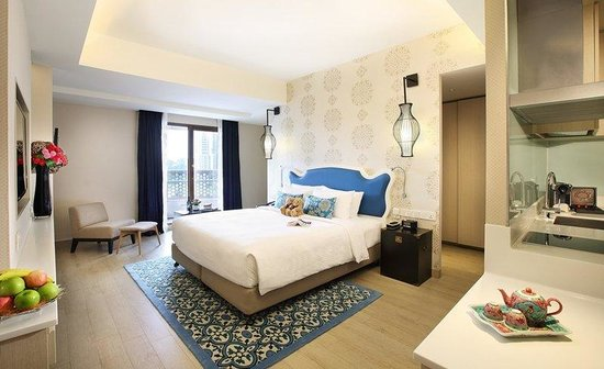 Village Hotel Katong by Far East Hospitality: Junior Suite
