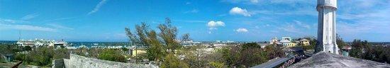 Fort Fincastle: View