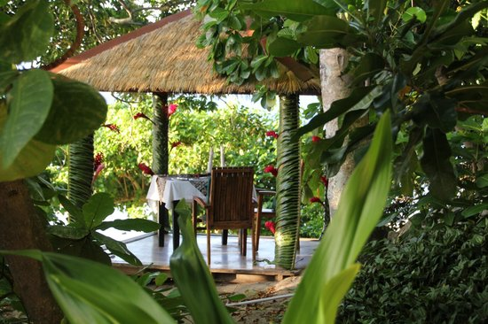 Royal Davui Island Resort: Private Beach Hut