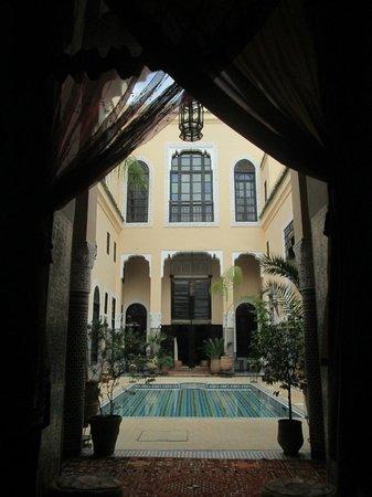 Riad Fes Baraka: Dalla hall