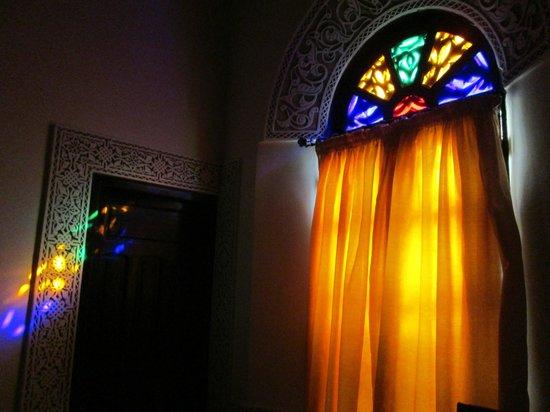 Riad Fes Baraka: Suite al mattino
