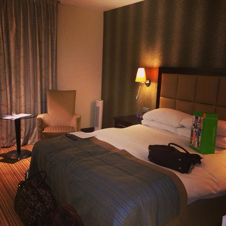 The Nottingham Belfry - A QHotel: Room on the first floor