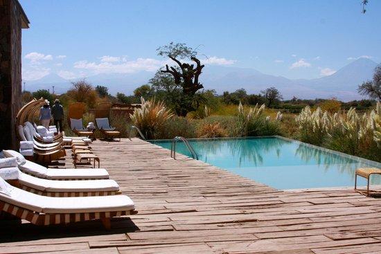 Tierra Atacama Hotel & Spa: Piscina