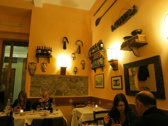 Shelter Ristorante and Pizzeria: Decoration