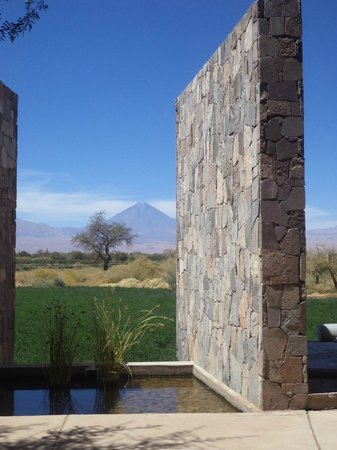 Tierra Atacama Hotel & Spa: Vista do restaurante