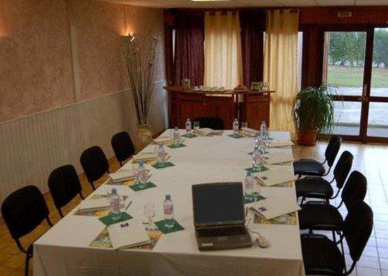 Comfort Hôtel - Angers Beaucouzé : Meeting Room