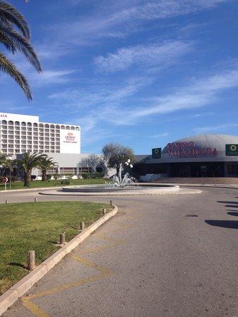 Casino Vilamoura: Casino and crowne plaza