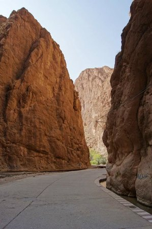 Dunes Line Day Tours : Todra Gorge