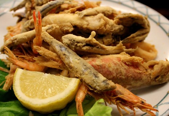 Verginiello: Fritto Misto