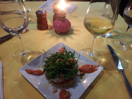 Meson de Calahonda: Great presentation , even better to eat