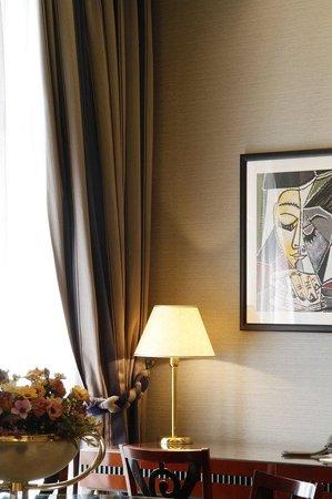 Piraeus Theoxenia Hotel: Executive Suite