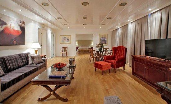 Piraeus Theoxenia Hotel: Presidential Suite