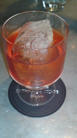 Blythswood Square: My fave the Sazerac!!!