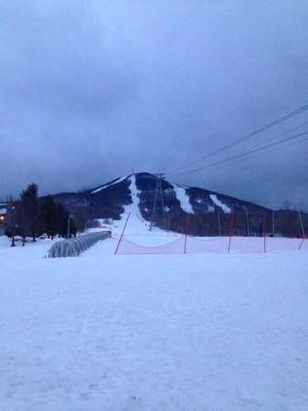 Jay Peak Resort: A great day is still okay at Jay Peak!