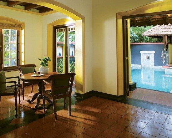 Vivanta by Taj - Kumarakom : Premium Temptation Villa With Private Pool