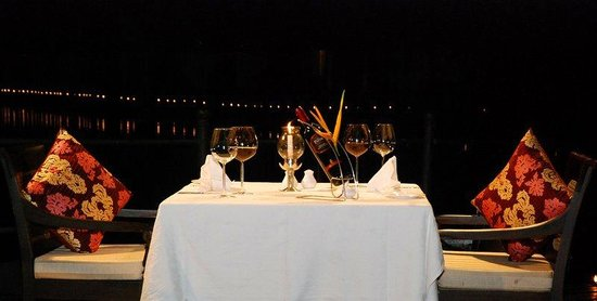 Vivanta by Taj - Kumarakom: Private Dining