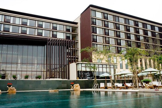 Hotel Royal Chiao Hsi: Exterior View