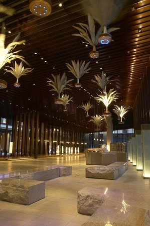 Hotel Royal Chiao Hsi: Lobby View