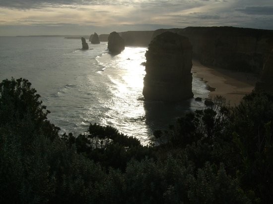 Escape Discovery Adventures: The Twelve Apostles at sunset