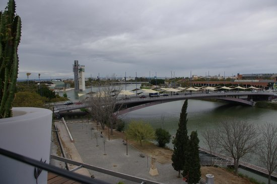 Ribera de Triana Hotel: Vista desde la terraza
