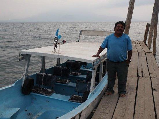 Mayaland Adventure Travel: The captain