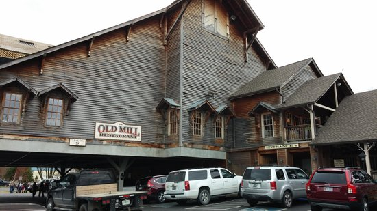 The Old Mill Restaurant: Friday