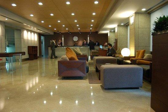 Nippon Hotel: Lobby View