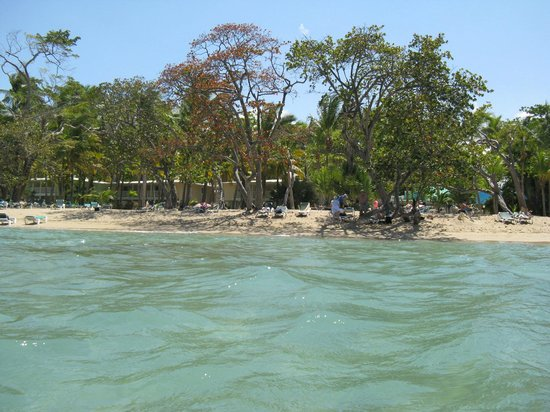 ClubHotel Riu Bachata: Beach