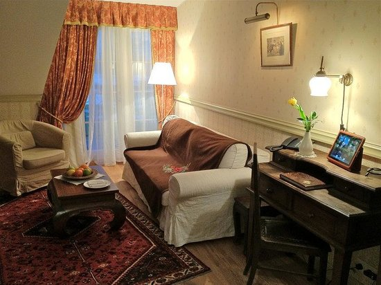 Padaste Manor : Junior Suite