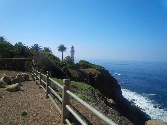 The Point Vicente Interpretive Center: Lighthouse