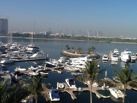 Park Hyatt Dubai: view of the marina