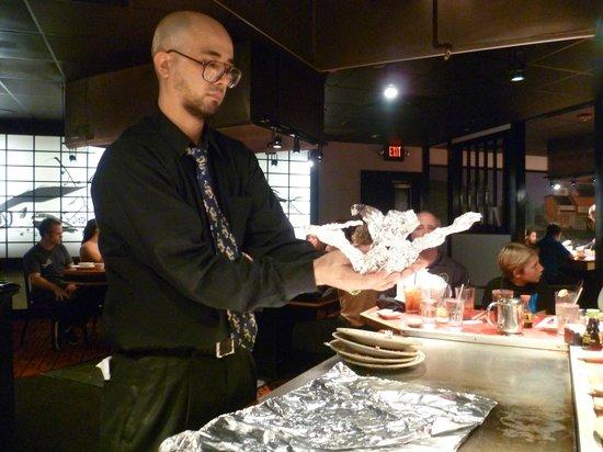 Makoto: Preparing our 'take out'