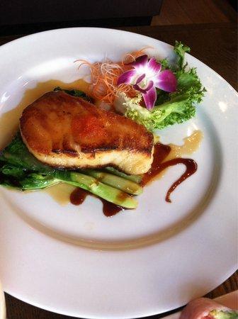 Osaka Japanese Sushi & Steak House: Chilean sea bass