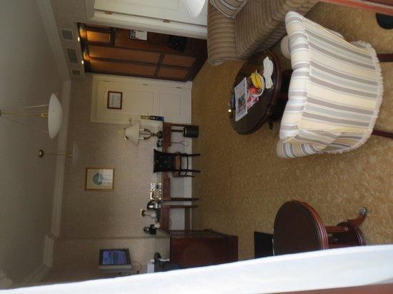 Radisson Blu St. Helen's Hotel, Dublin: Living area
