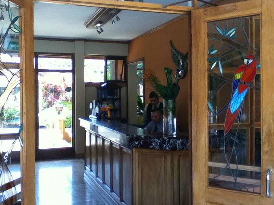 Apartotel La Sabana : Lobby/entrance