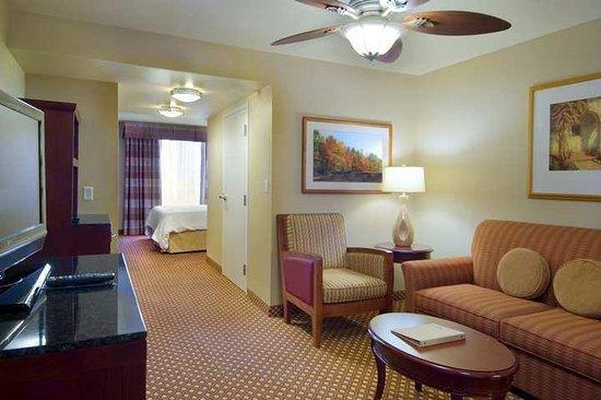 Hilton Garden Inn Albuquerque Uptown: Suite