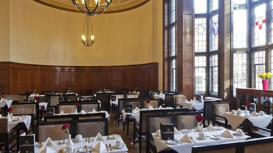 Grange Wellington Hotel: Wellington Restaurant