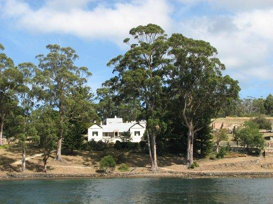 Site historique de Port Arthur : The Commandants House