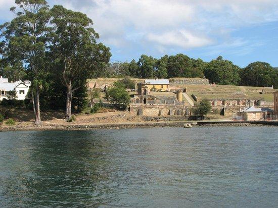 Site historique de Port Arthur : The Castle