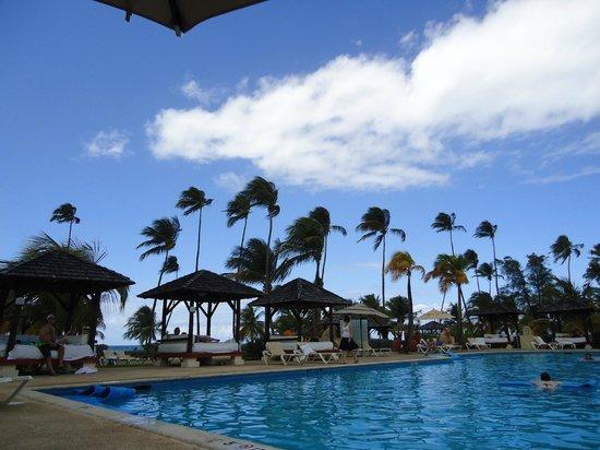 Melia Coco Beach : pool