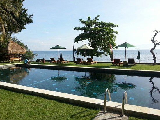Cocotinos Sekotong, Boutique Beach Resort & Spa: Pool