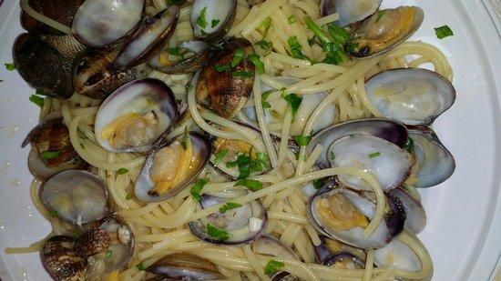 Pescheria da Dany: Buonissimi sti spaghetti