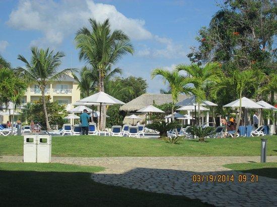 Memories Splash Punta Cana : Vue général du site