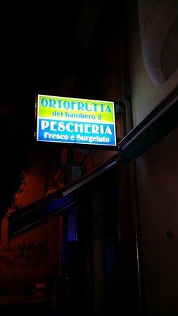 Pescheria da Dany: Consigliatissimo per chi vuole mangiare pesce fresco, ottima la frittura.