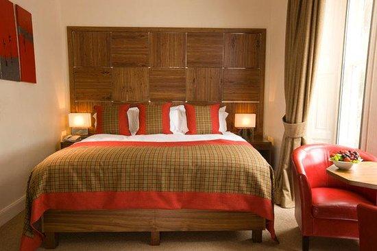 Glenmoriston Town House: Guest Room
