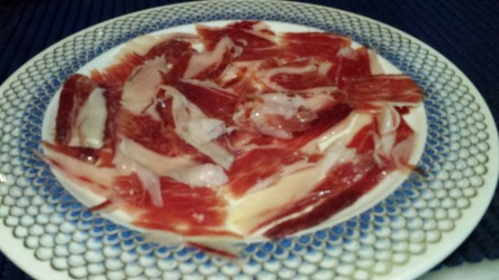 Taberna Belmonte: Paletilla de bellota