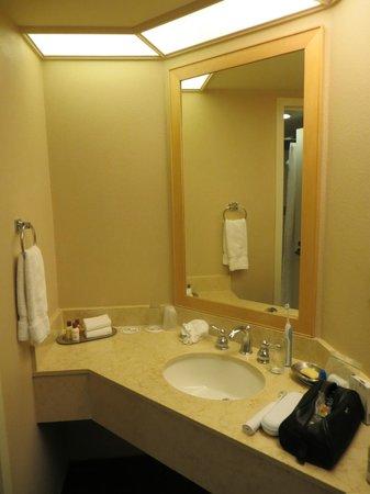 Bathroom Vanity Orlando bathroom - picture of walt disney world dolphin resort, orlando